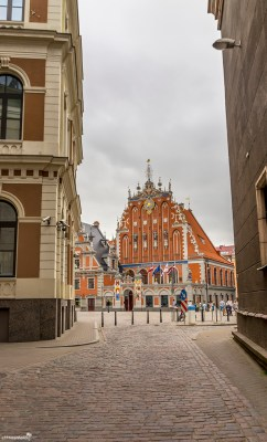 House of the Blackheads, Old Riga