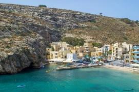 What to see in Malta: Xlendi Bay in Gozo