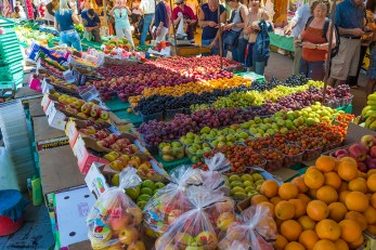 What to see in Malta: The Sunday Market in Marsaxlokk