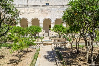 What to see in Malta: St. Dominic Convent in Rabat, Malta