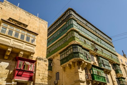What to see in Malta: the beautiful buildings of Valletta