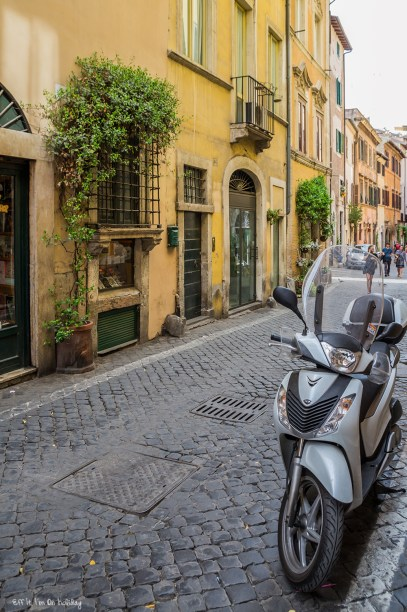 A trip to Italy: from Rome to the Amalfi Coast