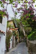 Streets in Capri