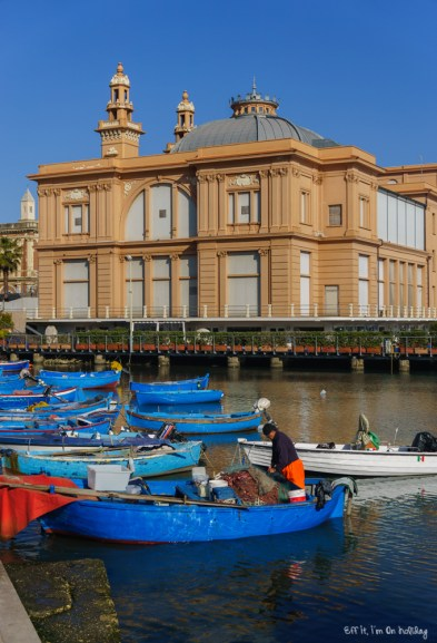 How to spend a weekend in Puglia: wander in Bari