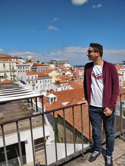 Wandering in Lisbon after Eurovision