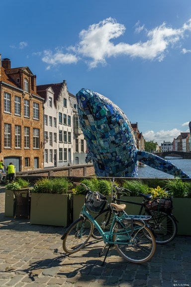 Modern Art In Bruges