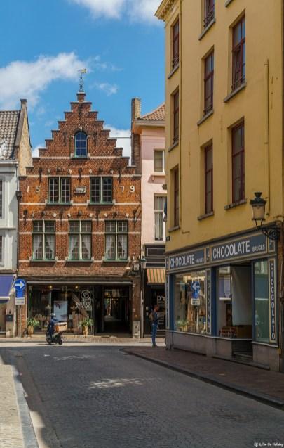 Wandering in Bruges