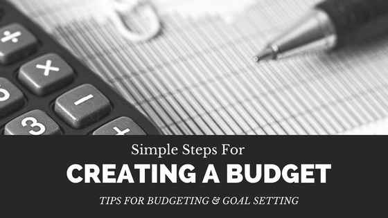 Creating a budget is the first step towards financial independence. Follow these simple guidelines to create a budget you can live by.