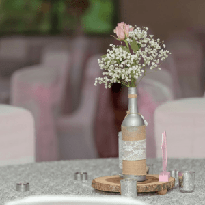 Professional florists can be very expensive for a wedding. Save money with these tips for DIY flower wedding arrangements using fresh and fake flowers.