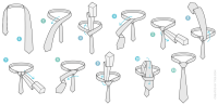 Q+A: The Only Two Tie Knots You Need To Know (Ignore ...