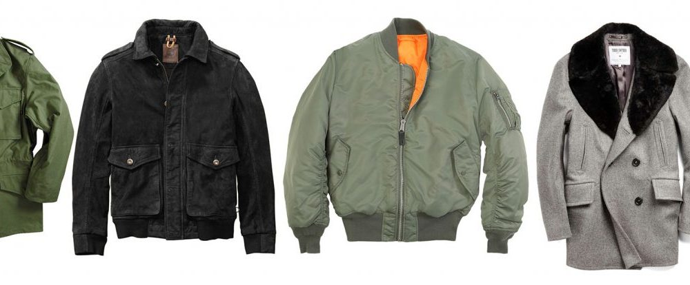At Ease In All Conditions: A Guide to Military Jackets & Outerwear