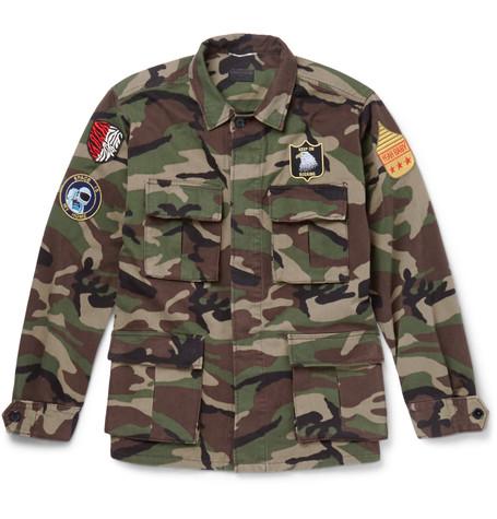 stlaurent m51 jacket on effortless gent