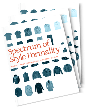 spectrum of style formality
