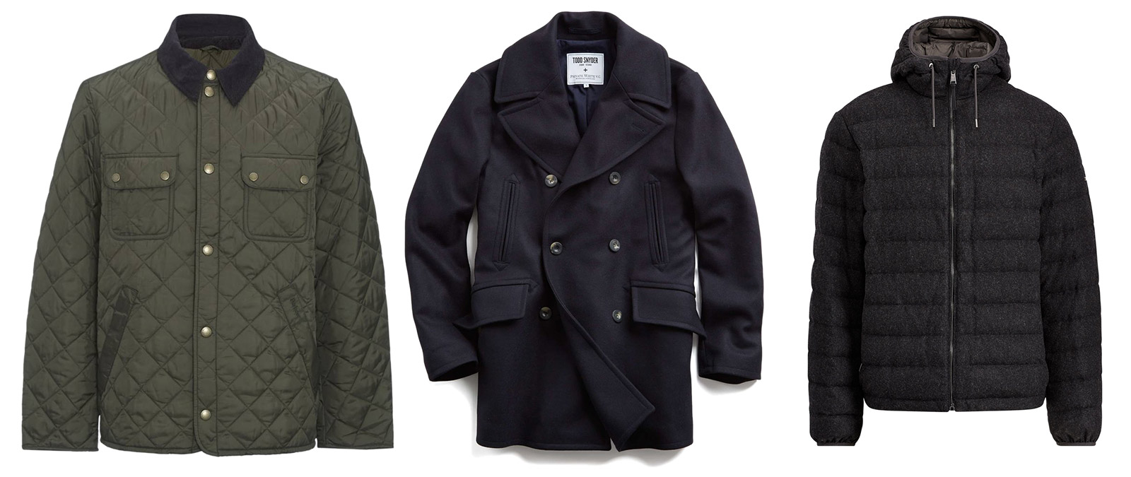 fall winter outerwear options