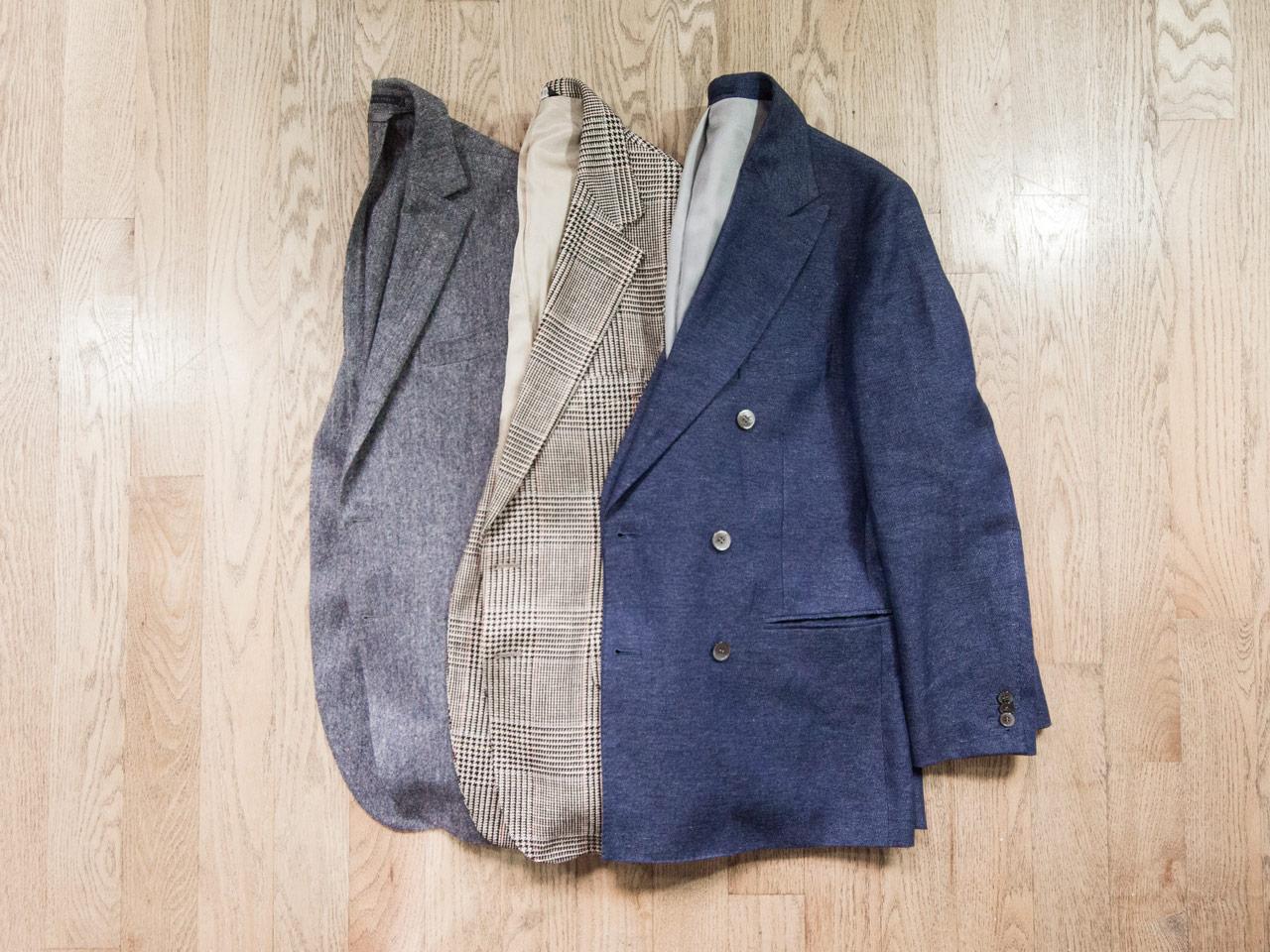 Men 39 s wardrobe essentials the clothes a man needs in his for Minimalist essentials