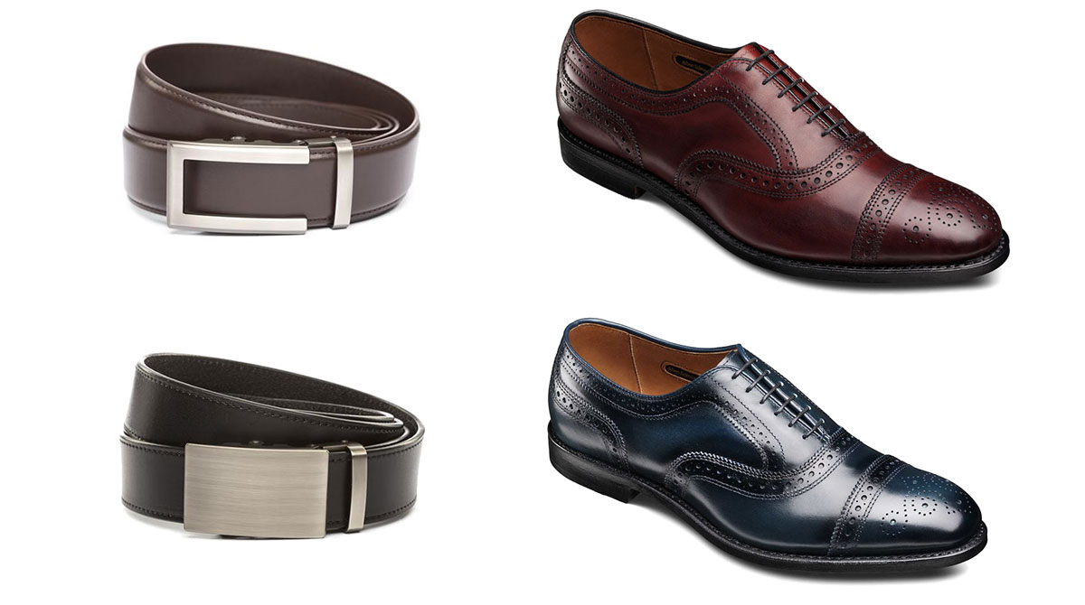 How to Match Your Belt and Shoes: A Definitive, Visual Guide