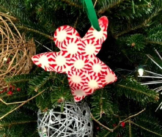 That Doubled As Festive Christmas Decor This Year Were Going Even More Simple But Equally Unique And Creative With Peppermint Edible Ornaments