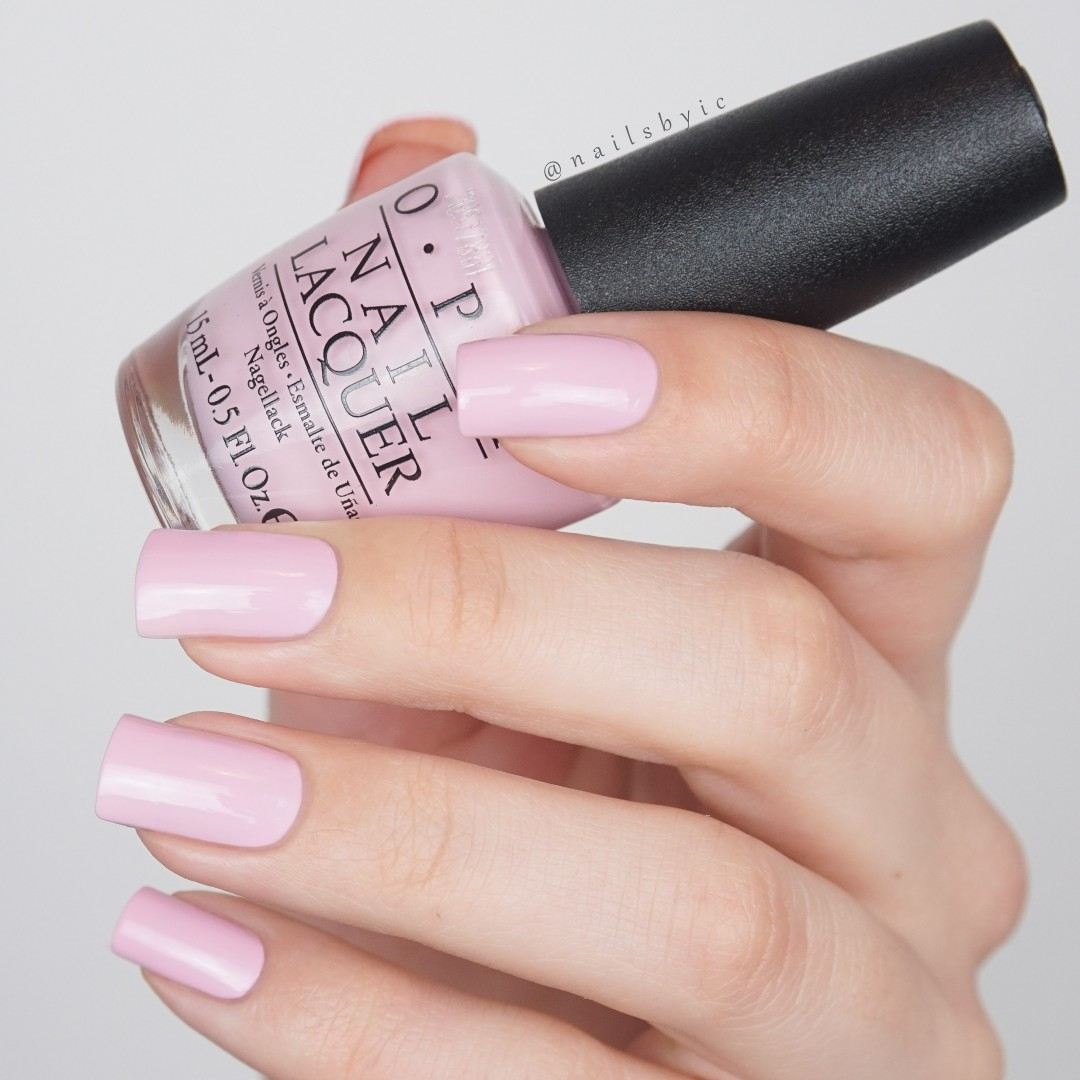 Effortless Style Favorites Spring Nail Colors Opi