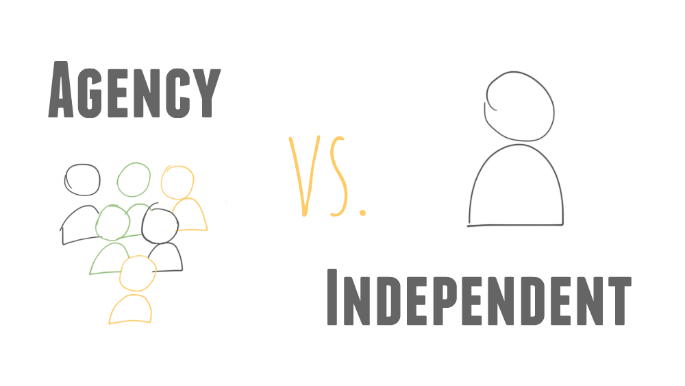 Virtual Assistant Agency or Independent VA: Which is better?