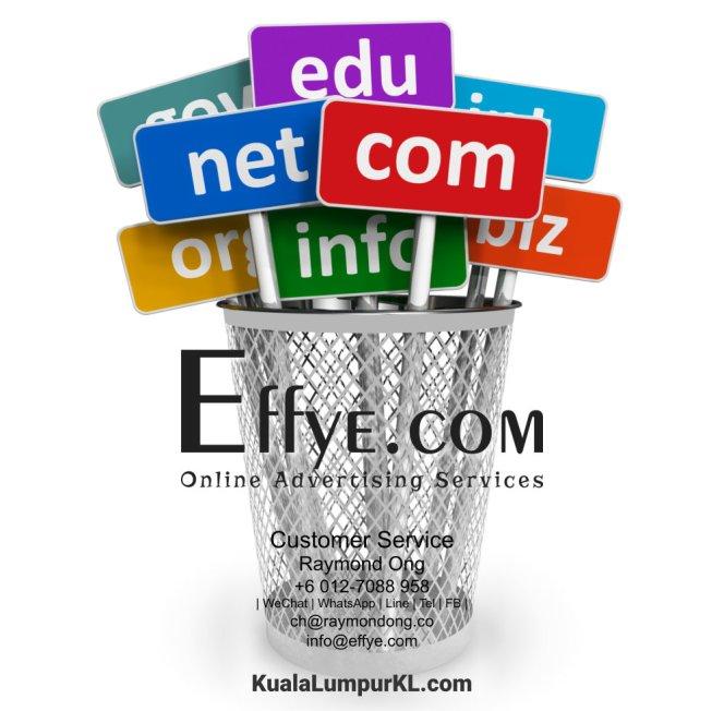 KL Raymond Ong Effye Media Kuala Lumpur Website Design Online Advertising Web Development Education Webpage Facebook eCommerce Management Photo Shooting Malaysia A09
