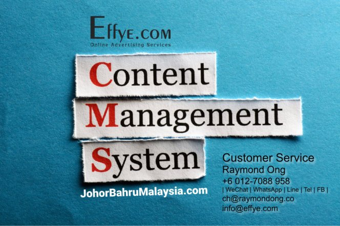 JB Raymond Ong Effye Media Johor Bahru Website Design Online Advertising Web Development Education Webpage Facebook eCommerce Management Photo Shooting Malaysia A07