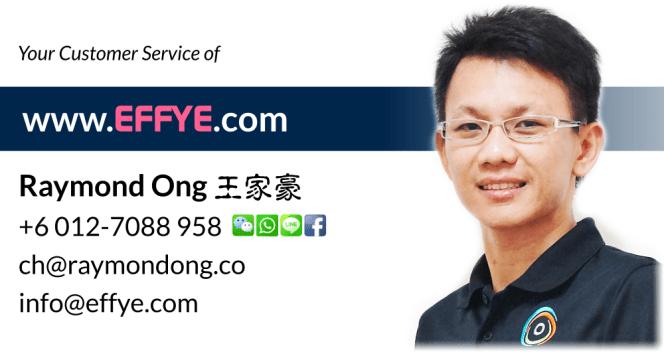Raymond Ong Effye Media Muar Website Design Online Media Advertising Web Development Education Webpage Facebook eCommerce Management Photo Shooting Malaysia NC01