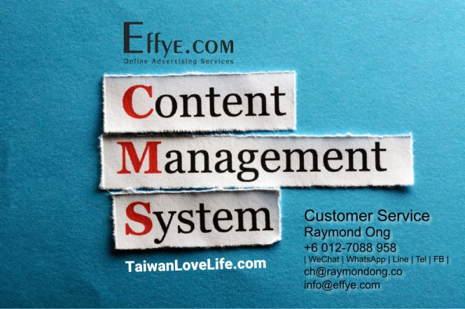 Raymond Ong Effye Media Taiwan Website Design Online Advertising Web Development Education Webpage Facebook eCommerce Management Photo Shooting 台湾 台灣 A07