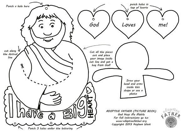 Jesus Christ Coloring Images Sunday School Images for You to Fill with Colour A01