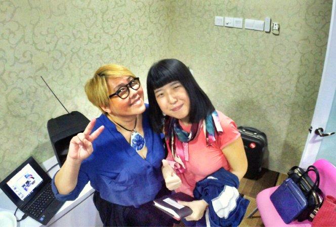Malaysia Johor Johor Bahru Jess Mok Women Talk 女人行 Joey Kher Artist and Joan Cheong Rongen 張柔恩老師 Raymond Ong Effye Ang Effye Media B04 Web Delopment Online Advertising Jo