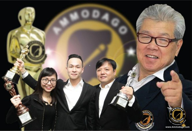 Ammodago International Workshop David Goh develop you to be world class speaker or motivator unleashing the inner potential of an individual training at Ammodago Academy in Bandar Sunway