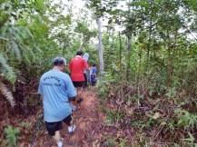 山里的故事 峇株巴辖 龙华山庄 后山 Gunung Puncak Batu Pahat Johor Malaysia Raymond Ong A03
