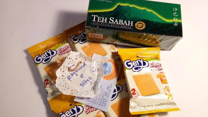 Sabah Tea Teh Sabah from Pinky Ning