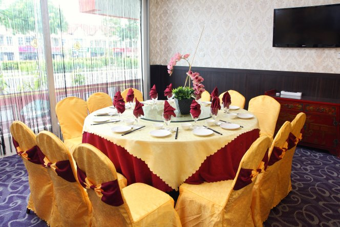 Chef Wah Restaurant Skudai Johor Malaysia Food and Beverages 华师傅酒楼 士古来 柔佛 马来西亚 饮食 美食 Room 03
