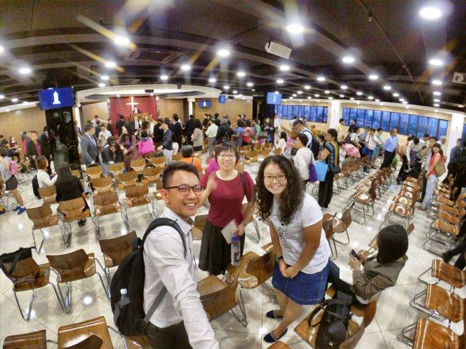 吉隆坡归正福音教会献堂礼 唐崇荣牧师 Dedication Service of International Reformed Evangelical Church of Kuala Lumpur IRECKL Rev Dr Stephen Tong A24