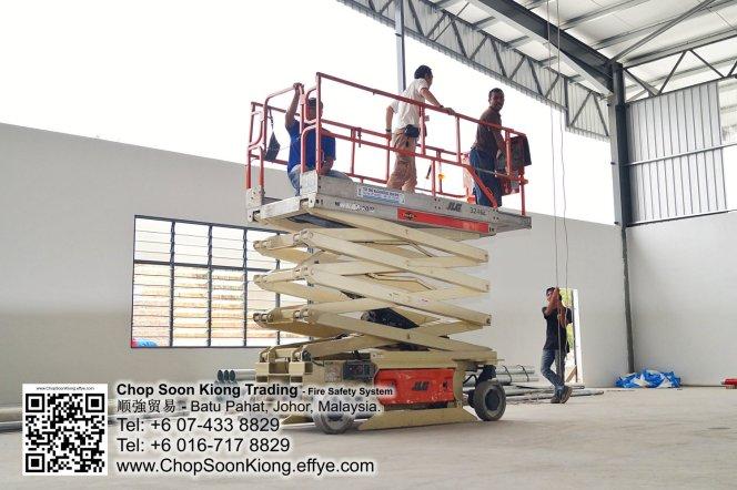 Malaysia Johor Batu Pahat Fire Extinguisher Prevention Equipment Chop Soon Kiong Trading 顺強贸易 Safety Somke Alarm Fire Prevention Protection Fire Hose Reel Bomba 灭火器 F02.jpg