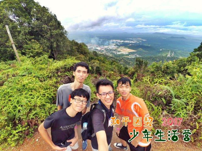 苏雅喜乐堂 和平团契 少年生活营 2017 马来西亚 居銮柔佛 南峇山 Gereja Joy Soga Peace Fellowship Youth Camp 2017 Malaysia Johor Kluang Gunung Lambak A13