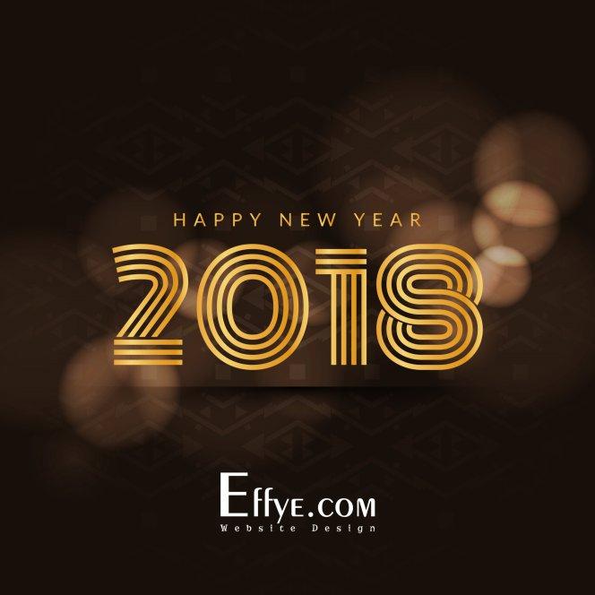 Happy New Year 2018 Effye Media Malaysia Johor Batu Pahat Selangor Kuala Lumpur Website Design Online Advertising Services Online Media Education and Training Online Purchase Management C01.jpg