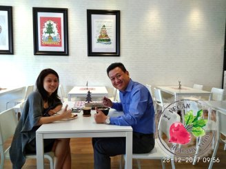 Malaysia Johor Batu Pahat Vegetarian Food Restaurant and Cafe Delicious Food and Beverages 马来西亚 柔佛 峇株巴辖 素食餐厅 和 咖啡厅 美食 我肚子饿了 B48