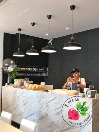 Malaysia Johor Batu Pahat Vegetarian Food Restaurant and Cafe Delicious Food and Beverages 马来西亚 柔佛 峇株巴辖 素食餐厅 和 咖啡厅 美食 我肚子饿了 C13