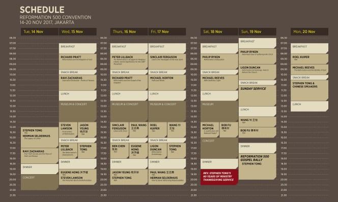 Reformation 500 Reformasi 500 宗教改革 500 Wittenberg 1517 Jakarta 2017 Raymond Ong Effye Ang - Reformed Millennium Center Indonesia 印尼归正千禧中心 A02.jpg