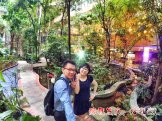 Raymond Ong Effye Ang work together Fighting for Future Crazy Life 陪我发疯 陪我癫 Garden of One Utama Shopping Centre Center Kuala Lumpur A17