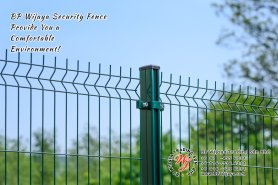 BP Wijaya Trading Sdn Bhd Malaysia Selangor Kuala Lumpur manufacturer of safety fences building materials for housing construction site Security fencing factory security home security A03-05