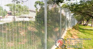 BP Wijaya Trading Sdn Bhd Malaysia Selangor Kuala Lumpur manufacturer of safety fences building materials for housing construction site Security fencing factory security home security A00-02