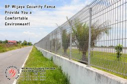 BP Wijaya Trading Sdn Bhd Malaysia Selangor Kuala Lumpur Manufacturer of Safety Fences Building Materials for Housing Construction Site Security Fencing Factory Security Home Security C01-11