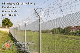 BP Wijaya Trading Sdn Bhd Malaysia Selangor Kuala Lumpur Manufacturer of Safety Fences Building Materials for Housing Construction Site Security Fencing Factory Security Home Security C01-16