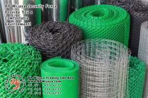 BP Wijaya Trading Sdn Bhd Malaysia Selangor Kuala Lumpur Manufacturer of Safety Fences Building Materials for Housing Construction Site Security Fencing Factory Security Home Security C01-40