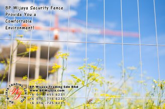 BP Wijaya Trading Sdn Bhd Malaysia Selangor Kuala Lumpur Manufacturer of Safety Fences Building Materials for Housing Construction Site Security Fencing Factory Security Home Security C01-48