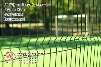 BP Wijaya Trading Sdn Bhd Malaysia Selangor Kuala Lumpur Manufacturer of Safety Fences Building Materials for Housing Construction Site Security Fencing Factory Security Home Security C01-61