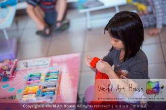 马来西亚 哥打白沙罗 八打灵再也 吉隆坡 雪兰莪 金犬报喜迎旺年 创意填色比赛 World Art House 世界艺术画室 及 1 Utama Shopping 金爺爺 JinYeYe Effye Media A019