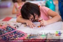 马来西亚 哥打白沙罗 八打灵再也 吉隆坡 雪兰莪 金犬报喜迎旺年 创意填色比赛 World Art House 世界艺术画室 及 1 Utama Shopping 金爺爺 JinYeYe Effye Media A040